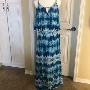 Beautiful Calvin Klein Maxi Dress - Large
